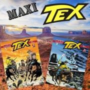 Kit Hq Maxi Tex Edições 1 E 2 Com 4 Histórias Completas
