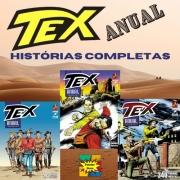 Kit Hq Tex Anual Edições 19, 20, 21 Histórias Completas