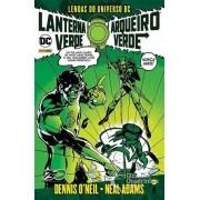 Lendas do Universo DC: Lanterna Verde & Arqueiro Verde