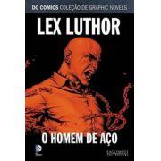 Lex Luthor : Homem De Aço - Dc Comics Graphic Novels