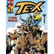 Revista Hq Gibi - Tex Coleção 392