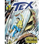 Revista Hq Gibi - Tex Coleção 397