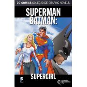 Superman/batman: Supergirl Dc Graphic Novels