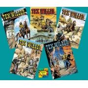 Tex Willer 10 Edições A Escolher