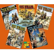 Tex Willer 15 Edições A Escolher