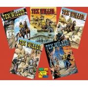 Tex Willer 5 Edições A Escolher