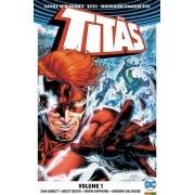 Titãs 2ª Série - n° 1