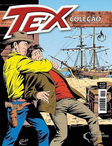 Hq Gibi - Tex Coleção 409  - Vitoria Esportes