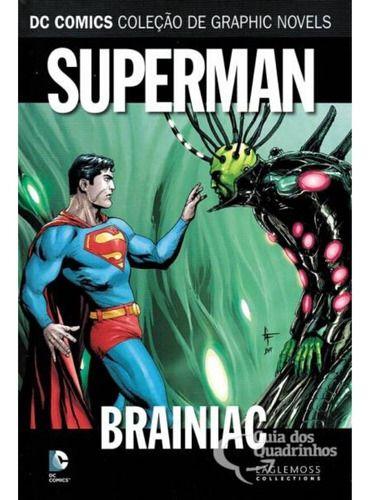 Superman Brainiac  - Vitoria Esportes