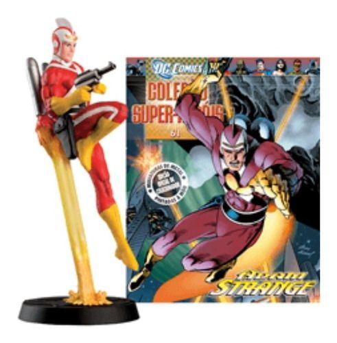 Dc Comics Edição 61 - Miniatura Adam Strange  - Vitoria Esportes