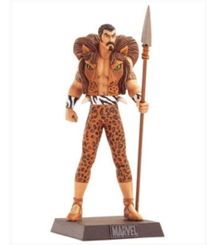 Marvel Figurines Edição 23 - Miniatura Kraven  - Vitoria Esportes