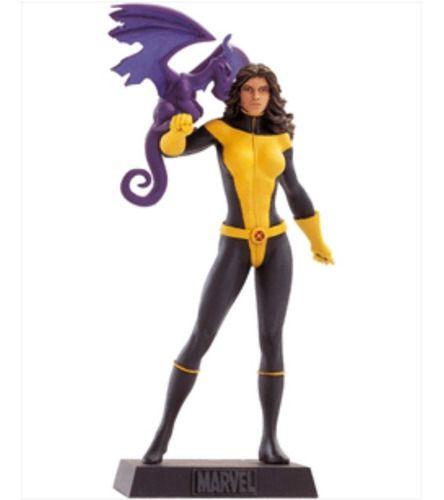 Marvel Figurines Edição 45 - Miniatura Lince Negra  - Vitoria Esportes