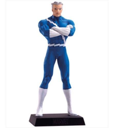 Marvel Figurines Edição 71 - Miniatura Mercúrio  - Vitoria Esportes