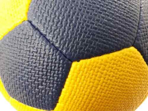 Kit 4 Bolas Handebol Costurada H3l Vitoria Ultra Gripp