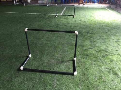 Kit Goleirinhas Para Treinamento Tamanho Infantil Em Pvc  - Vitoria Esportes