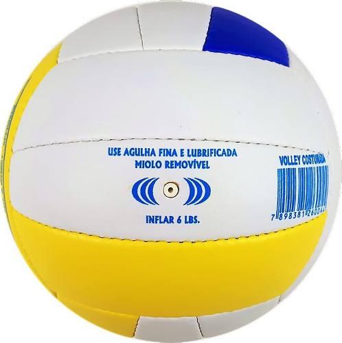Bola Volei Oficial Vitoria Mx3600 Pu Soft 2 Unidades  - Vitoria Esportes