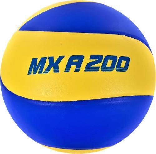 Kit 4 Bolas Volei Oficial Vitoria Mxa 200 Pu Profissional  - Vitoria Esportes