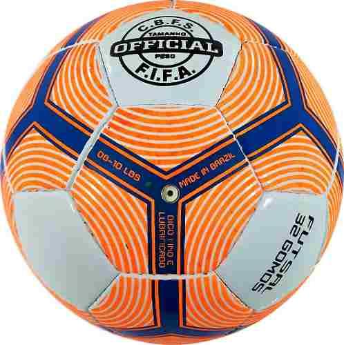 kit 2 Bolas Futsal Vitória Oficial Costurada Mão Mx510