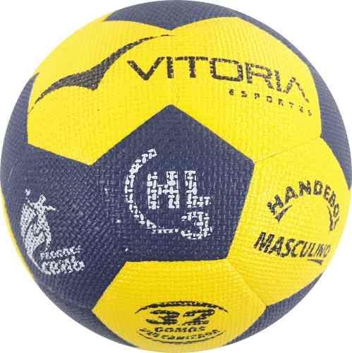 Bola Handebol Oficial Vitoria Grip H3L Adulto  - Vitoria Esportes