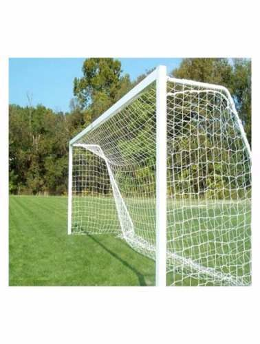 Rede Para Goleiras De Futebol De Campo Oficial Fio2 Nylon