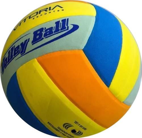 Bola De Volei De Praia Eva Vitoria Em Tamanho Oficial Macia  - Vitoria Esportes