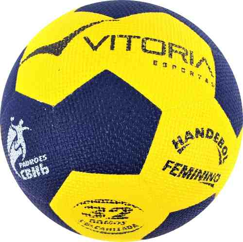 Bola Handebol Oficial Vitoria Grip H2l Feminina