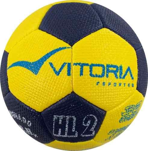 Bola Handebol Costurada Oficial Vitoria Ultra Grip H2l