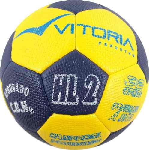 Bola Handebol Costurada Oficial Vitoria Ultra Grip H2l  - Vitoria Esportes