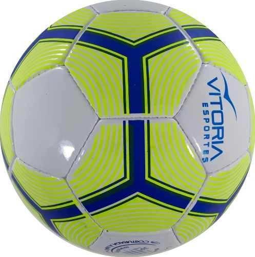 bc45bc655 Kit 2 Bola Futebol Sete Society Profissional Adulto Oficial - Vitoria  Esportes