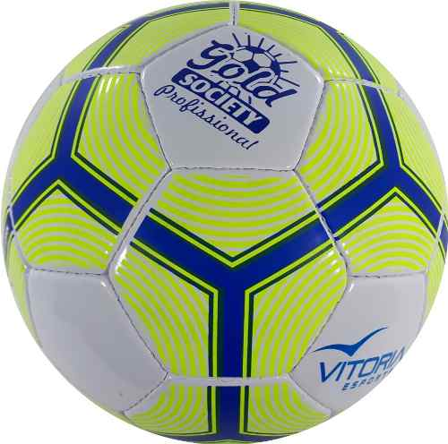 Bola Futebol Sete / Society Oficial Costurada A Mão Mx610  - Vitoria Esportes