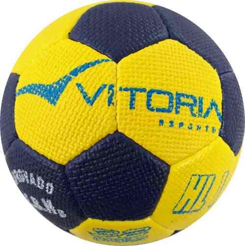 Bola Handebol Costurada Oficial Vitoria Ultra Grip H1l Mirim