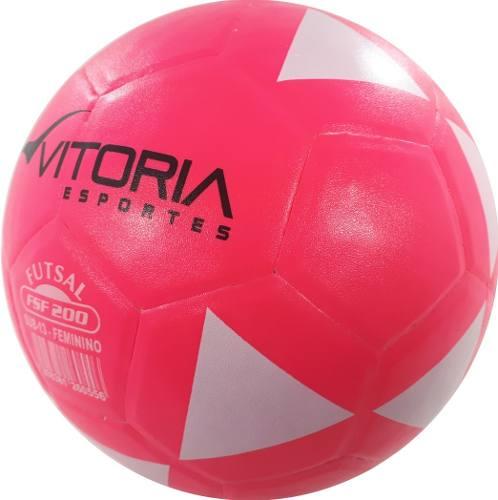 Bola Futsal Vitoria Feminina Fsf Max 200 Sub 13 Infantil  - Vitoria Esportes