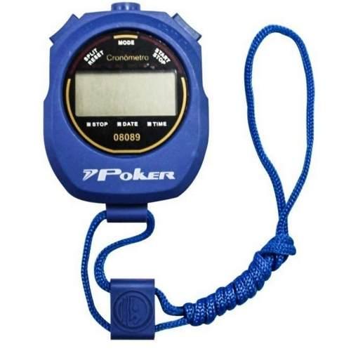 Cronômetro Profissional Ergo Digital Resistente A Chuva  - Vitoria Esportes