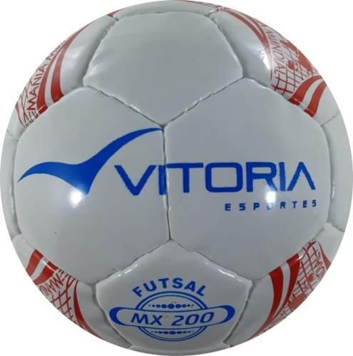 Bola Futsal Vitória Oficial Costurada Sub 13 Max 200 (infantil)  - Vitoria Esportes