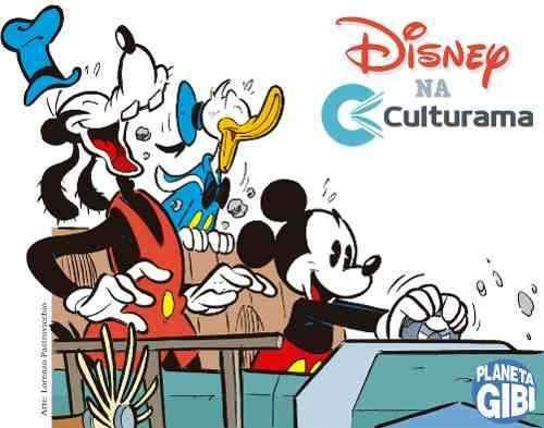 Kit 5 Edições Novas Hqs Gibis Disney 2019 Gibi Nº 0 Zero