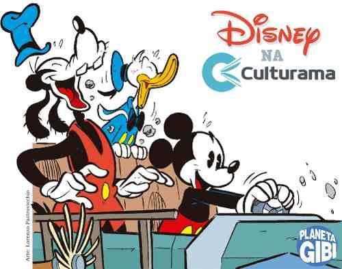 Revista Gibi Em Quadrinhos Pateta Nº 0 Hq Disney 2019