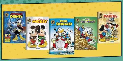 Revista Gibi Em Quadrinhos Pato Donald Nº 0 Hq Disney 2019  - Vitoria Esportes