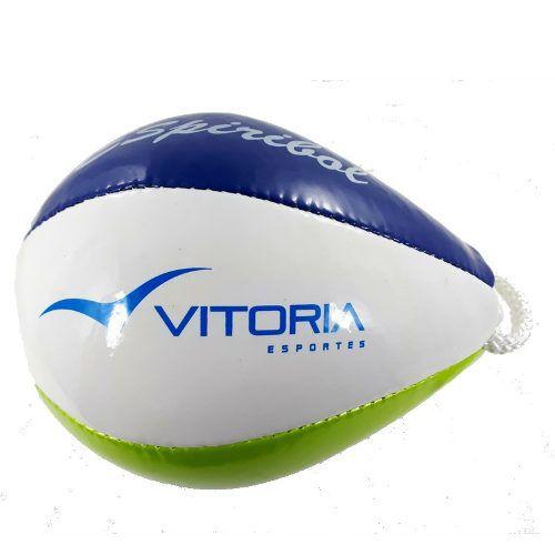 Kit 2 Bolas Espiribol Oficial Vitoria (espiroboll Original)  - Vitoria Esportes