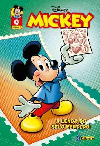 Kit 5 Edições Novas Hqs Gibis Disney 2019 Gibi Nº 1  - Vitoria Esportes