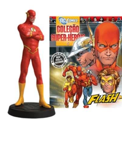 Revista Dc Comics Edição Especial - Flash Eaglemoss  - Vitoria Esportes