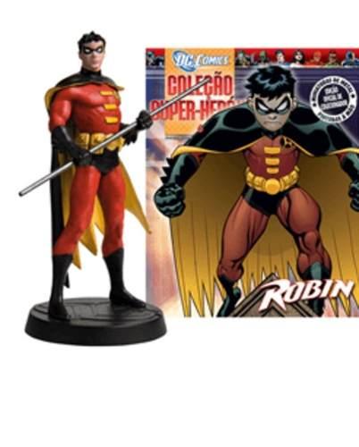 Revista Dc Comics Edição Especial - Robin Eaglemoss