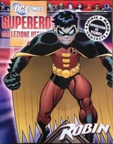 Revista Dc Comics Edição Especial - Robin Eaglemoss  - Vitoria Esportes