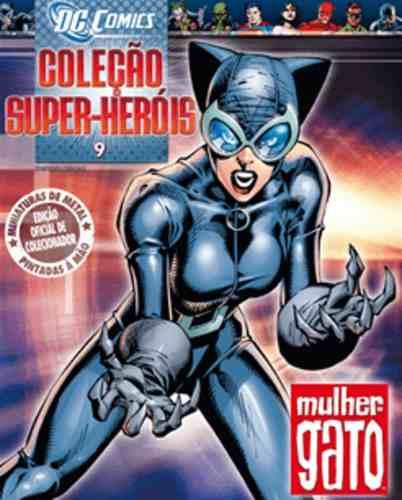 Revista Dc Comics Edição Especial - Mulher Gato Eaglemoss