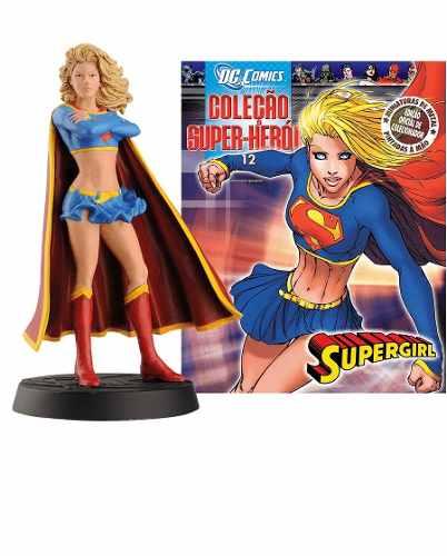 Revista Dc Comics Edição Especial - Supergirl Eaglemoss  - Vitoria Esportes