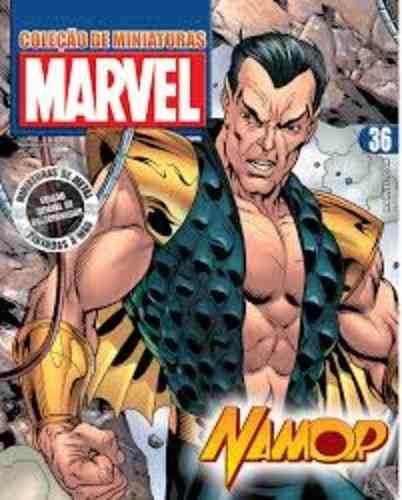 Revista Marvel Edição Especial - Namor Eaglemoss  - Vitoria Esportes