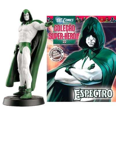 Revista Dc Comics Edição Especial - Espectro Eaglemoss  - Vitoria Esportes