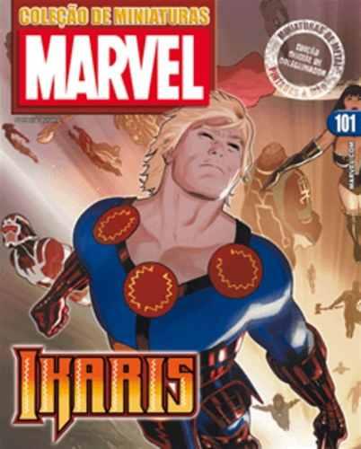 Revista Marvel Edição Especial - Ikaris Eaglemoss  - Vitoria Esportes