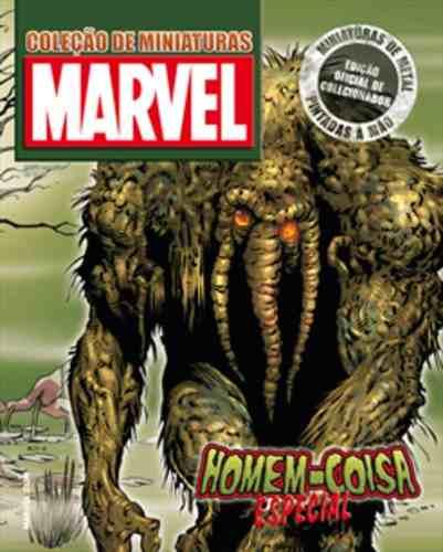 Revista Marvel Edição Especial - Homem Coisa Eaglemoss  - Vitoria Esportes