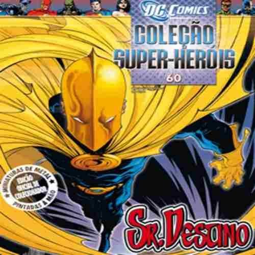Revista Dc Comics Edição Especial - Senhor Destino Eaglemoss  - Vitoria Esportes