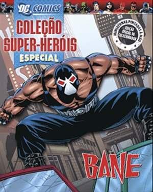 Revista Dc Comics Edição Especial - Bane Eaglemoss  - Vitoria Esportes